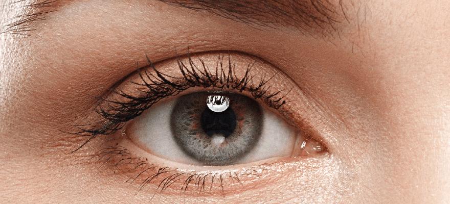 Farblinsen mit Stärke