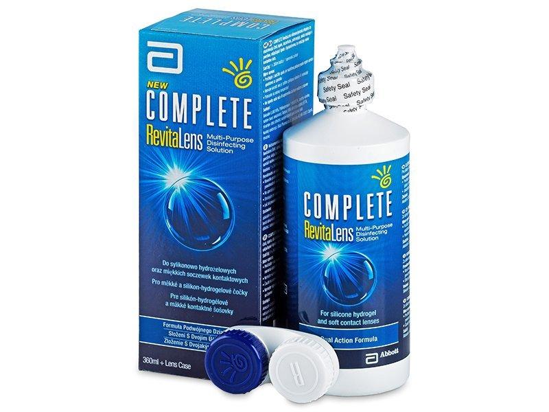 Reinigungslösung - Complete RevitaLens 360ml