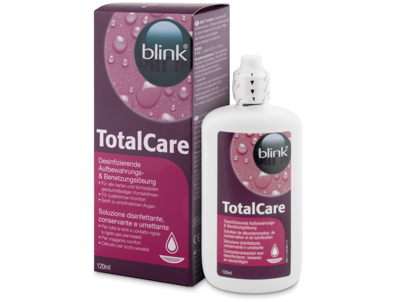Pflegemittel Total Care 120 ml