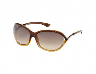 Sonnenbrillen Tom Ford - Tom Ford JENNIFER FT0008 50F
