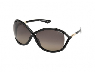 Sonnenbrillen Tom Ford - Tom Ford WHITNEY FT0009 01D