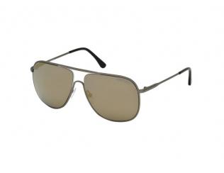 Sonnenbrillen Tom Ford - Tom Ford Dominic FT0451 09C