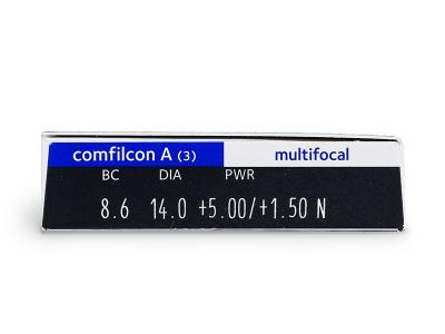 Biofinity Multifocal (3Linsen) - Vorschau