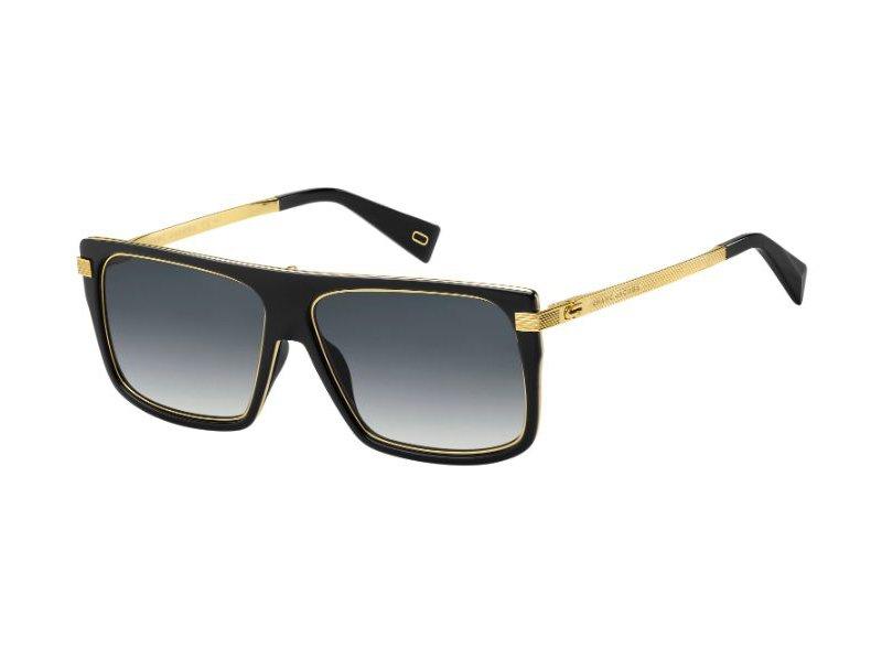 MARC JACOBS Marc Jacobs Herren Sonnenbrille » MARC 242/S«, schwarz, 2M2/9O - schwarz/grau