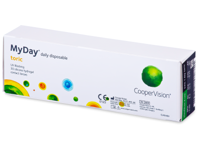 MyDay daily disposable toric (30 Linsen)