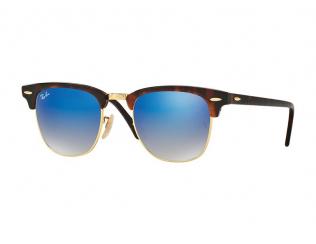 Sonnenbrillen Browline - Ray-Ban CLUBMASTER FLASH LENSES RB3016 990/7Q