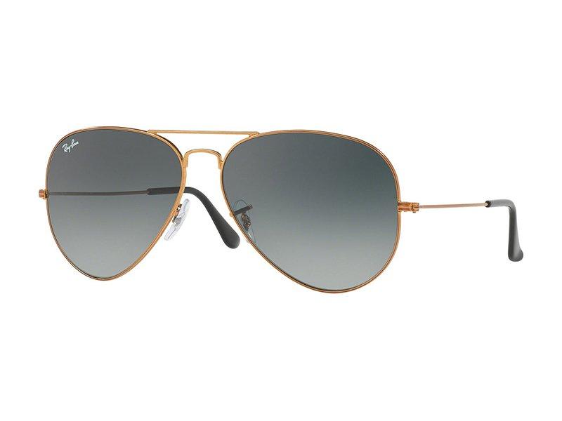 Ray Ban Ray-Ban Herren Sonnenbrille »aviator Large Metal Ii Rb3026«, Braun, 197/71 - Braun/grau