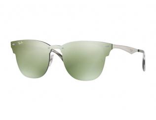 Sonnenbrillen Browline - Ray-Ban BLAZE CLUBMASTER RB3576N 042/30