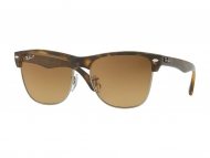 Sonnenbrillen - Ray-Ban CLUBMASTER OVERSIZED CLASSIC RB4175 878/M2