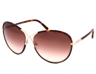 Sonnenbrillen Tom Ford - Tom Ford ROSIE FT0344 56F