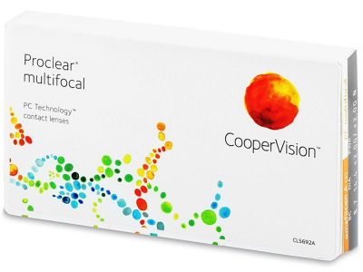 Proclear Multifocal XR (3 Linsen)