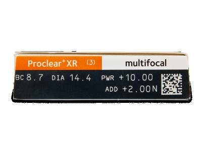 Proclear Multifocal XR (3Linsen) - Vorschau