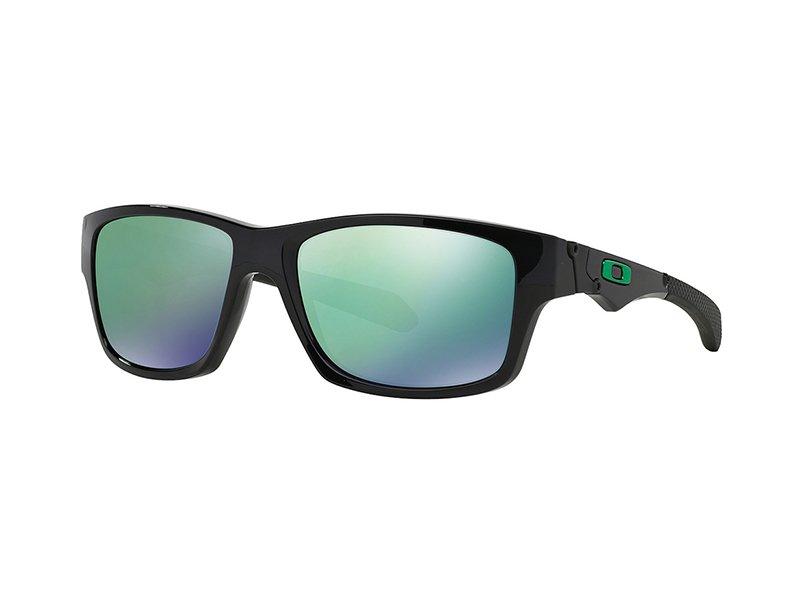 Oakley Herren Sonnenbrille »JUPITER SQUARED OO9135«, schwarz, 913505 - schwarz/grün