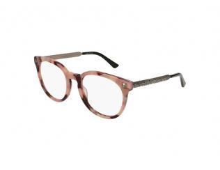 Ovale Brillen - Gucci GG0219O-010