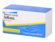 multifokale Kontaktlinsen - SofLens Multi-Focal (3Linsen)
