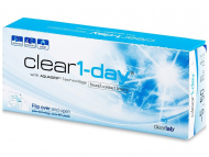 Tageslinsen - Clear 1-Day (30 Linsen)
