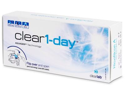 Clear 1-Day (30Linsen) - Tageslinsen