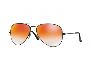 Sonnenbrillen - Ray-Ban - Ray-Ban AVIATOR LARGE METAL RB3025 002/4W