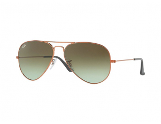 Sonnenbrillen Aviator - Ray-Ban AVIATOR LARGE METAL RB3025 9002A6