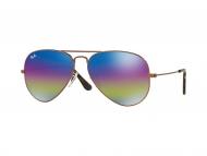 Sonnenbrillen Ray-Ban - Ray-Ban AVIATOR LARGE METAL RB3025 9019C2