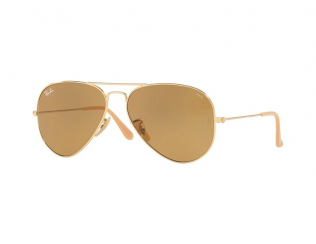 Sonnenbrillen - Ray-Ban - Ray-Ban AVIATOR LARGE METAL RB3025 90644I