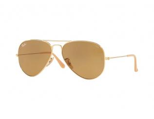 Sonnenbrillen Aviator - Ray-Ban AVIATOR LARGE METAL RB3025 90644I