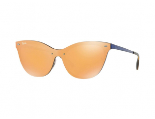 Sonnenbrillen Ray-Ban - Ray-Ban Blaze Cat Eye RB3580N 90377J