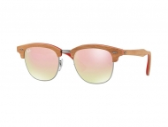 Sonnenbrillen - Ray-Ban CLUBMASTER (M) RB3016M 12197O