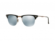 Sonnenbrillen Clubmaster / Browline - Ray-Ban CLUBMASTER LIGHT RAY RB8056 176/30