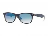 Sonnenbrillen Wayfarer - Ray-Ban NEW WAYFARER RB2132 63083F