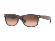 Sonnenbrillen Wayfarer - Ray-Ban NEW WAYFARER RB2132 6310A5