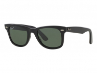 Brillen - Sonnenbrille Ray-Ban Original Wayfarer RB2140 - 901/58 POL