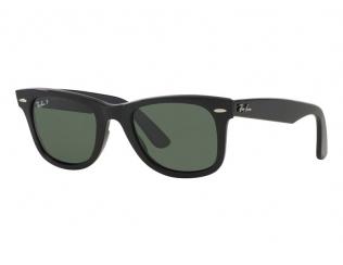Sonnenbrillen - Quadratisch - Sonnenbrille Ray-Ban Original Wayfarer RB2140 - 901/58 POL