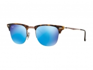 Sonnenbrillen Clubmaster / Browline - Ray-Ban CLUBMASTER LIGHT RAY RB8056 175/55