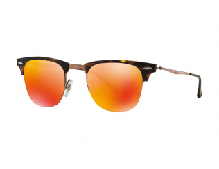 Sonnenbrillen Browline - Ray-Ban CLUBMASTER LIGHT RAY RB8056 175/6Q