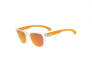 Sonnenbrillen Extragroß - Calvin Klein JEANS CKJ783S-000