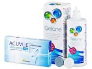Acuvue Advance PLUS (6 Linsen) + Gelone 360ml
