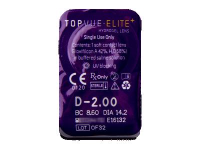 TopVue Elite+ (10 Linsen) - Blister Vorschau