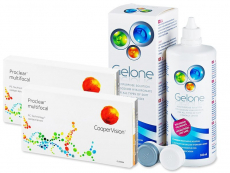 Proclear Multifocal (2x3 Linsen) +  Gelone 360ml