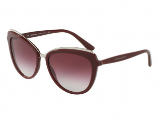 Cat Eye Sonnenbrillen - Dolce & Gabbana DG 4304 30918H
