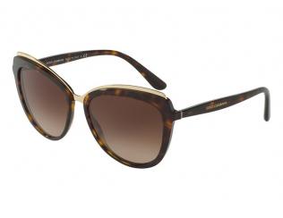 Cat Eye Sonnenbrillen - Dolce & Gabbana DG 4304 502/13