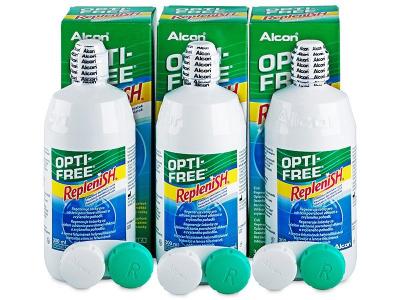OPTI-FREE RepleniSH 3x300ml  - Älteres Design