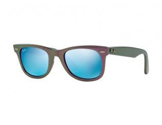 Sonnenbrillen - Wayfarer - Sonnenbrille Ray-Ban Original Wayfarer RB2140 - 611217