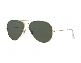 Sonnenbrillen Aviator - Sonnenbrille Ray-Ban Original Aviator RB3025 - 001