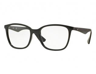 Quadratische Brillen - Brille Ray-Ban RX7066 - 2000
