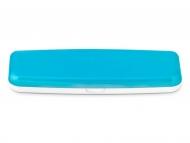 Zubehör - Fester Behälter für Tageslinsen - blau