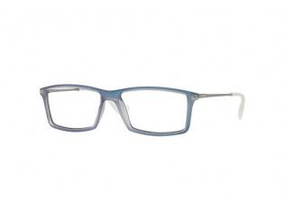 Quadratische Brillen - Brille Ray-Ban RX7021 - 5496