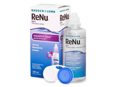 ReNu MPS Sensitive Eyes 120 ml  - Älteres Design