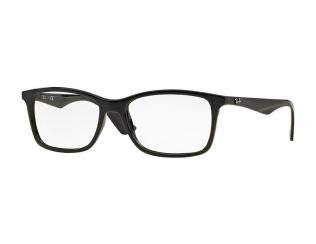 Quadratische Brillen - Brille Ray-Ban RX7047 - 2000