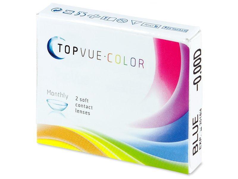 TopVue Color - ohne Stärke (2Linsen) - Farblinsen